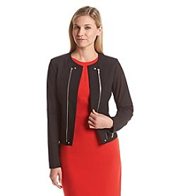 Calvin Klein Double Zipper Jacket