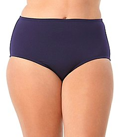 Anne Cole® Plus Size High Waist Bottom