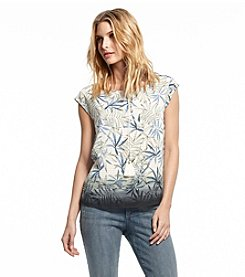 Vintage America Blues™ Front Lace Up Top
