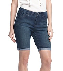Vintage America Blues™ Boho Bermuda Denim Shorts