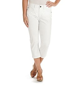 Lee® platinum label Easyfit Harmony Stretch Denim Capri