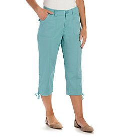 Lee® platinum label Fineline Twill Gabby Capri