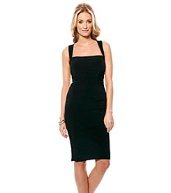 Laundry by Shelli Segal Jersey Cocktail Dress
