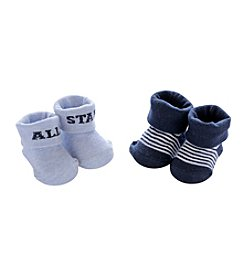 Carter's® Baby Boys 2-Pack Allstar Keepsake Socks