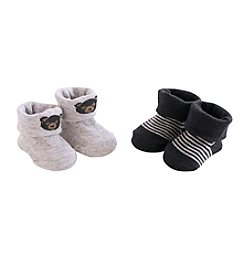Carter's® Baby Boys 2-Pack Bear Keepsake Socks