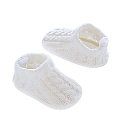 Carter's® Baby Cable Knit Booties