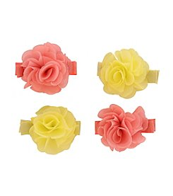 Carter's® Baby Girls' 4-Pack Plume Clips