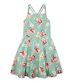 Polo Ralph Lauren® Girls' 7-16 Floral Sun Dress
