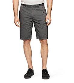 Calvin Klein Men's Dobby Texture Shorts
