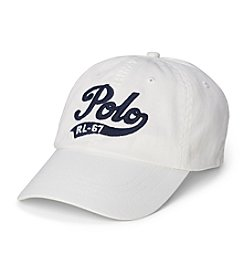 Polo Ralph Lauren® Men's Classic Sport Cap with Leather