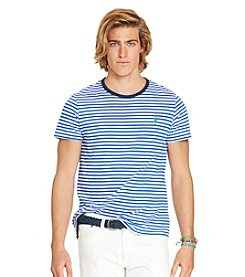 Polo Ralph Lauren® Men's Stripe Short Sleeve Tee
