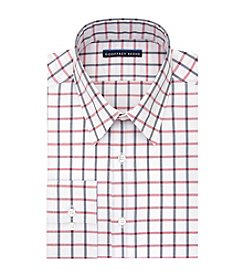 Geoffrey Beene® Men's Fitted Spread Collar Long Sleeve Dress Shirt