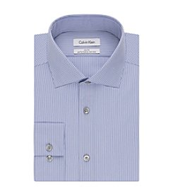 Calvin Klein Men's Slim Fit Long Sleeve Dress Shirt
