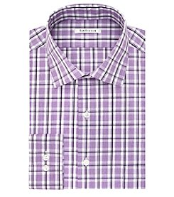 Van Heusen® Men's Regular Fit Wrinkle Free Long Sleeve Dress Shirt