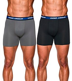 Under Armour® Men's Mesh Performance 2-Pack Boxerjock®