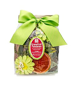 Aromatique Grapefruit Fandango Decorative Fragrance Bag