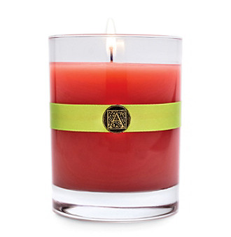 Aromatique Grapefruit Fandango Glass Candle 9-oz.