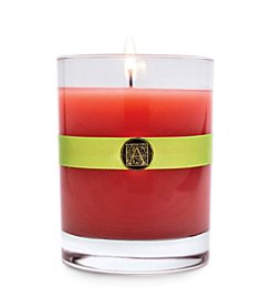 Aromatique Grapefruit Fandango Glass Candle 9-oz.