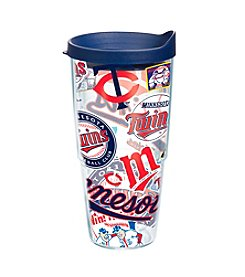 Tervis® MLB&reg: Minnesota Twins Allover Logo 24-oz. Insulated Cooler