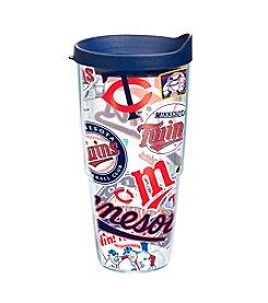 Tervis® MLB&reg: Minnesota Twins Allover Logo 24-oz. Insulated Cooler