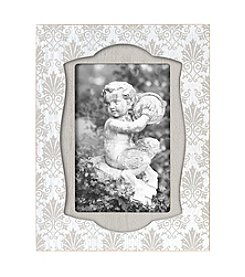 Malden Ornate Shaped Printed Frame