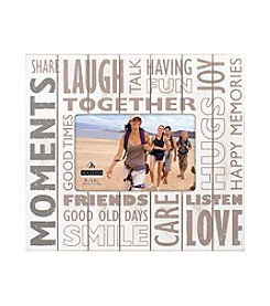 Malden Moments Sentiment Frame