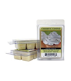 A Cheerful Giver Creamy Vanilla 6-Pack Fragrance Melts