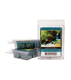 A Cheerful Giver Bamboo Waterfall 6-Pack Fragrance Melts