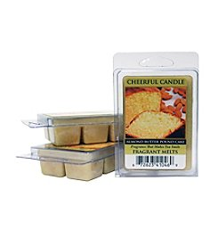 A Cheerful Giver Almond Butter Pound Cake 6-Pack Fragrance Melts