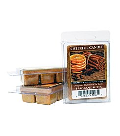 A Cheerful Giver Orange Cinnamon Clove 6-Pack Fragrance Melts