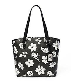 Lauren Ralph Lauren® Darby Floral Tote