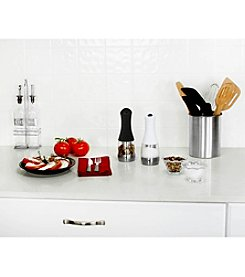 Kalorik Contempo Set of 2 Stainless Steel Electric Salt and Pepper Grinders