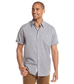 Weatherproof Vintage® Men's Short Sleeve Button Down Shirt
