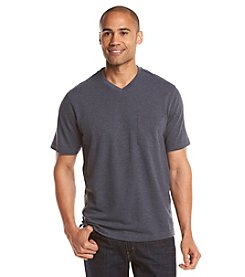 Weatherproof® Men's Short Sleeve V-Neck Tee