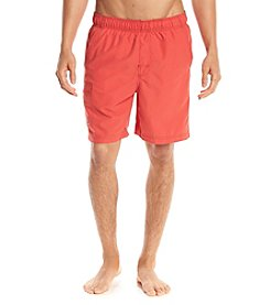 Paradise Collection® Men's Solid Swim Trunks