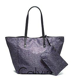 Calvin Klein Nylon Tote