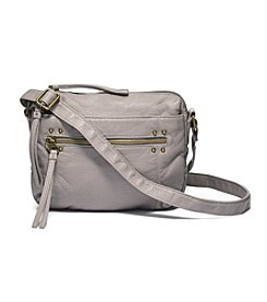 GAL Washed Grainy Crossbody