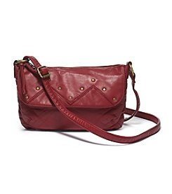 GAL Studded Elephant Washed Crossbody