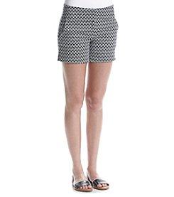 XOXO® Printed Shorts