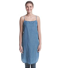 Hippie Laundry Chambray Cami Dress