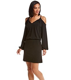 MICHAEL Michael Kors® Cold Shoulder Dress