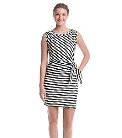GUESS Knit Striped Dress