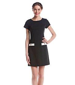 Tommy Hilfiger® Pocket Ponte Shirt Dress