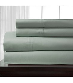 Elite Home Products Governer's Street Sheet 650 Thread-Count Sheet Set