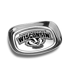Wilton Armetale® University of Wisconsin Bread Tray