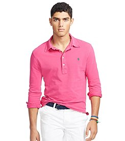 Polo Ralph Lauren® Men's Popover Button Down Pullover
