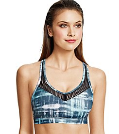Wacoal® Printed Cross Back Sport Bra