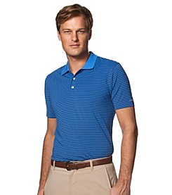Chaps® Men's Feeder Stripe Short Sleeve Golf Polo