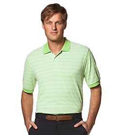 Chaps® Men's Oxford Short Sleeve Golf Polo