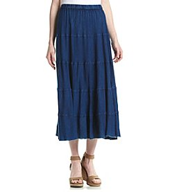 Studio West Enzyme Long Skirt